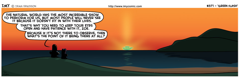 371 &#8211; Green Flash