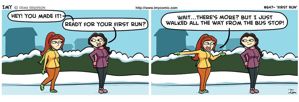 647 – First Run