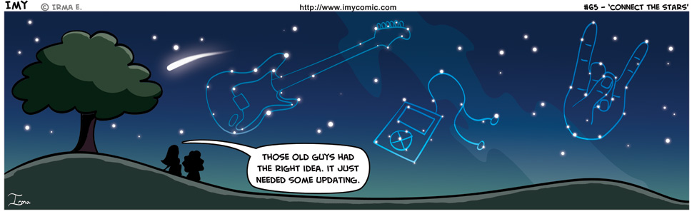 65 – Connect the Stars