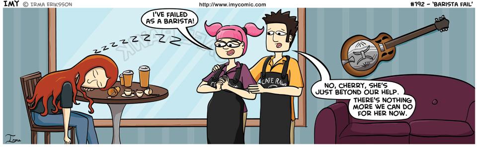 192 – Barista Fail