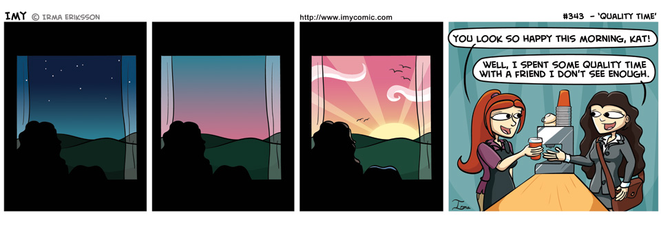 343 – Quality Time