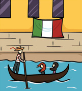 365 – Imy & Kat's European Vacation: Venice