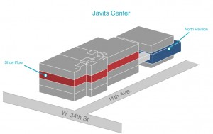 JAVITS CENTER FLOOR PLAN - CHILDREN\'S CLUB 2019 in Javits ...