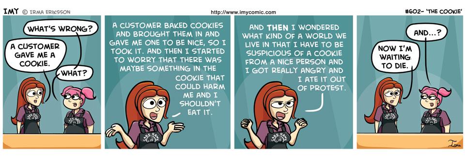 602 – The Cookie
