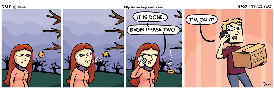 707 – Phase Two