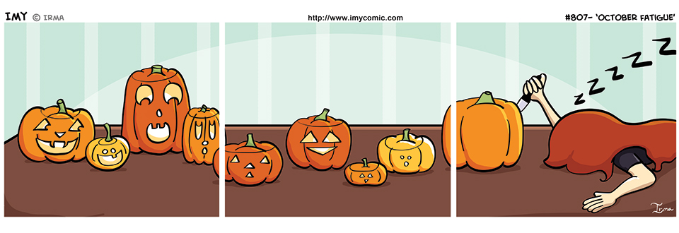 807 – October Fatigue