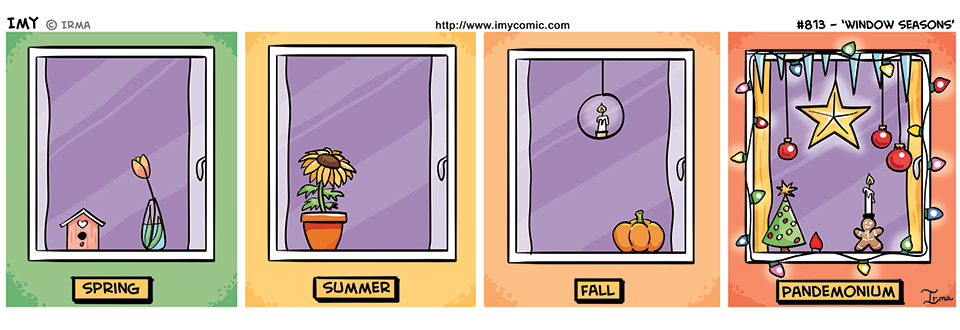 813 – Window Seasons