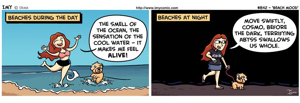 842 – Beach Mood