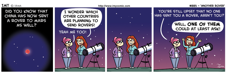 885 – Another Rover